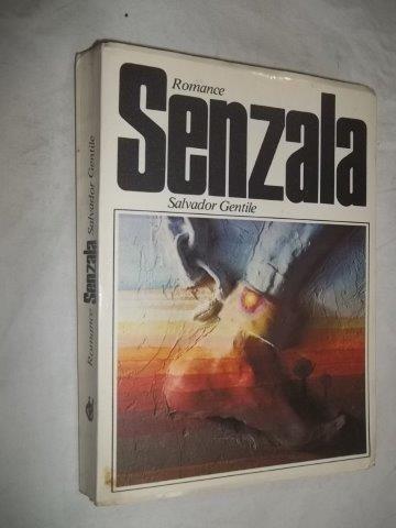 * Livro - Salvador Gentile - Romance Senzala