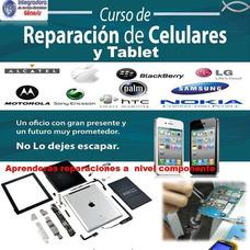 Curso De Reparación De Celulares Online + Tablet + Sotware