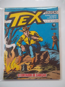 Revista Tex Editora Globo Nº 73 O Cortador De Cabeças Bom Es
