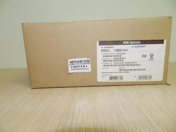 Processador Ibm Xeon E5430 Qc 2.66ghz/1333mhz/12mb 43w3994