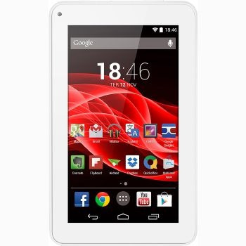 Tablet Multilaser M7s 7 Polegadas 8gb Wi-fi Quadcore 2 Came