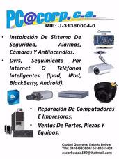 Instalacion, Mantenimiento Y Reparacion De Cctv Y Computador