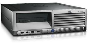Cpu Hp Dc7600 P4 1gb Hd 40gb Leitor Dvd