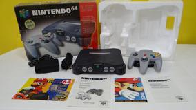 Nintendo 64 - Completo!