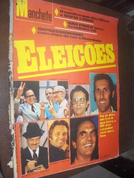 Manchete1974 Eleições Miriam Batucada São Paulo