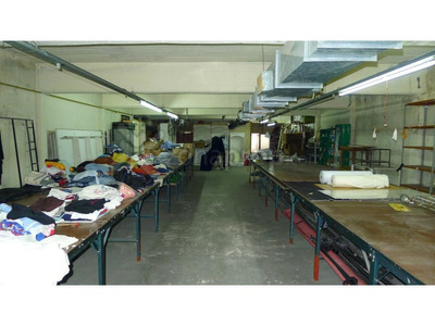 Fabrica Texti Totalmente Eqiupada Con Oficinas Y Vivienda