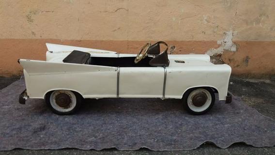 Pedal Car Antigo Para Restauro.modelo Único No Ml.!!!!