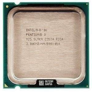 Processador Intel Pentium D 925 3.00 Ghz 4m 800 Mhz Sl9ka