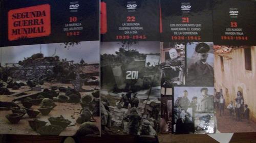 Colección La 2da. Guerra Mundial. Fascículos N°5 Y 11.
