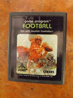 Juego De Atari 2600 Footbal