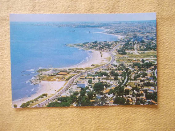 2572- Postal Montevideo, Rambla Costanera S/ Circular