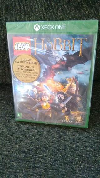 Lego O Hobbit Lacrado E Original Xbox One