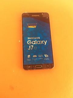 Sansung Galaxy J7 2016 Com Garantia Novo Na Caixa