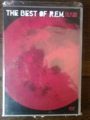 R. E. M.. The Best Of... In View  88 - 03 ( Dvd Importado )
