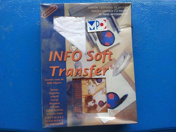 Info Soft Transfer. Contem Mais De 500 Cliparts