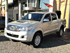 Toyota Hilux 3.0tdi Srv C/cuero D/c Mt , Vendidoo!! Lem133