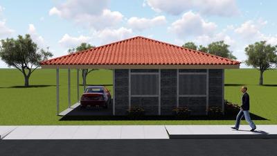 Casa De Concreto Pre Fabricada Em Concreto Pré Moldado