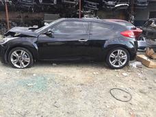 Hyundai Veloster Pecas Sucata Para Retirada De Pecas