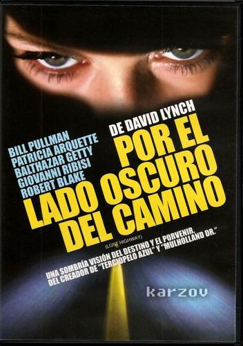 Por El Lado Oscuro Del Camino Cine Culto David Lynch Dvd