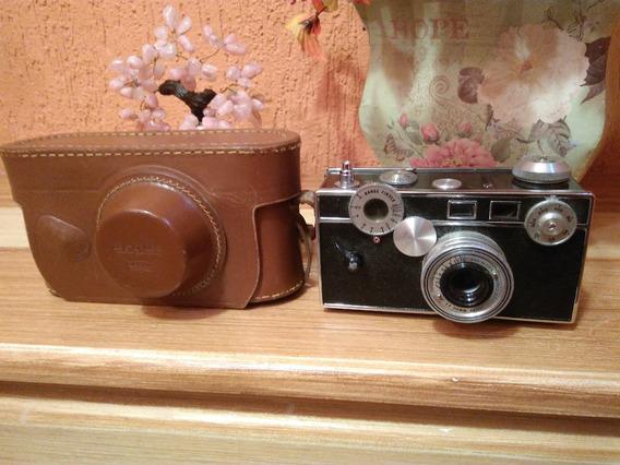 Raríssima Câmera Argus C3 Range Finder Cintar- Michigan/1939