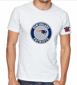 Camiseta Sublimada Patriots Nueva Inglaterra M4