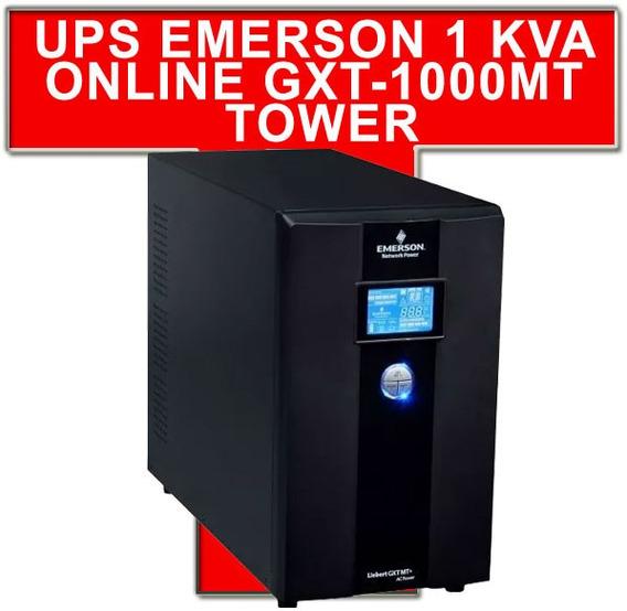 Ups Vertiv - Emerson 1 Kva Online Gxt-1000mt Tower
