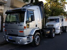 Ford Cargo 1730 Año 2001 Tractor Cabina Alta Motor 300 Hp