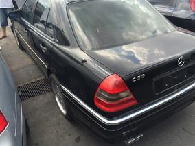 Mercedes-benz C 36 Amg 3.6 V6 24v C280 1996/1997