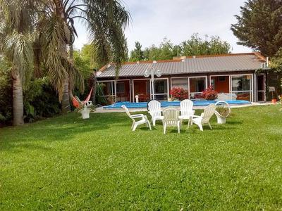 Casa Quinta,para10 Personas En Gualeguaychu