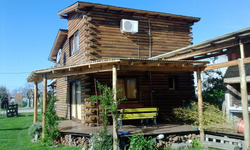Cabaña De Troncos Encantada En Tandil