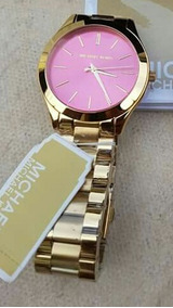 Mk Gold Pink