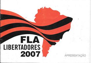 Flamengo Libertadores 2007