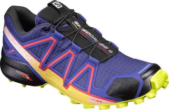 Tenis Feminino Salomon - Speedcross 4 F - Trail Running
