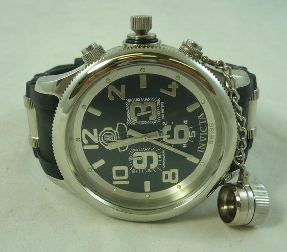 Relógio Invicta Russian Diver 4578/60 Mm No Brasil Original