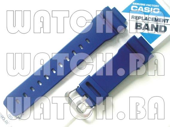 Pulseira Casio G-shock Dw-9052 - Azul - Nova, Original!