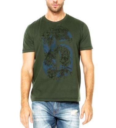 Camiseta Masculina Colcci