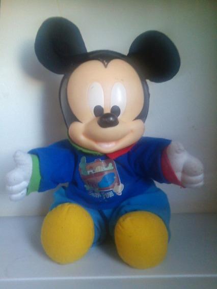 Mikey Kids De Pano E Rosto De Pvc
