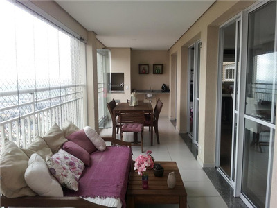Apartamento Parque Clube, 134m¿ - Vila Augusta, Guarulhos - Codigo: Ap1763 - Ap1763