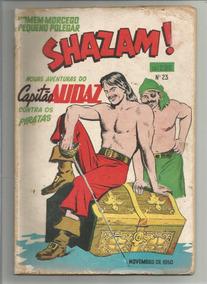 Shazam N. 23 Rge Novembro De 1950 Cav.negro , Batman