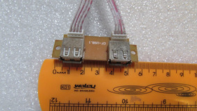 Conector Usb Painel Frontal (1299)