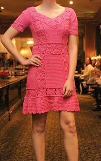Vestidos Em Crochê - Moda Primavera