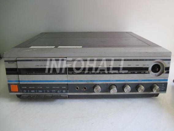Aparelho Som 3x1 Philips Ah 840 Ligando Defeito Ler Anúncio