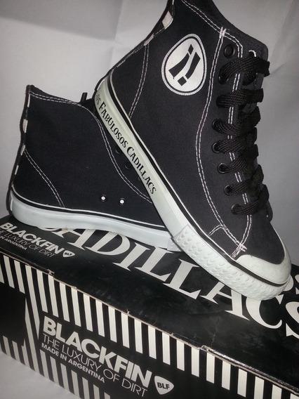 Zapatillas Blackfin Fabulosos Cadillacs Lfc Edition Unicas!