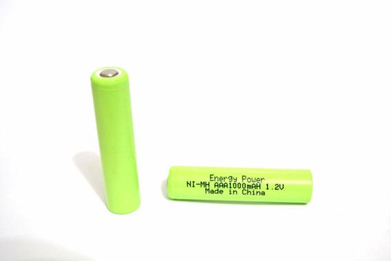 Bateria Ni-mh Aaa 1000 Mah 1.2v
