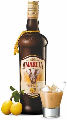 Imagen 1 de 5 de Licor Amarula Cream 750ml Sudafrica