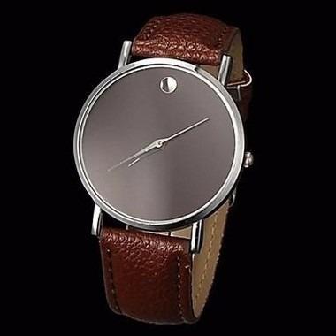Relógio Quartz Unisex De Luxo