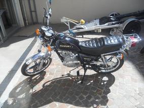 Suzuki Gn 125 2018retira Ya En Motolandia