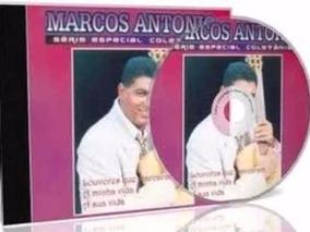 Cd - Marcos Antonio Série Especial Coletânea I