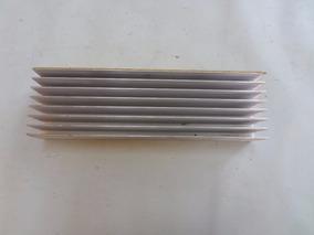 Dissipador De De Aluminio De Uso Geral 22 X 6,5 X 4 Cm