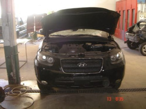 Sucata Hyundai Santafe 2.7 Mpfi V6 24v 2008 Peças Motor